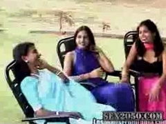 Desi Lesbians non-native India Rekha  Tina   Gravelly away from Spoon out PREFIX