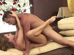 Rough Anal For Slut Daughter