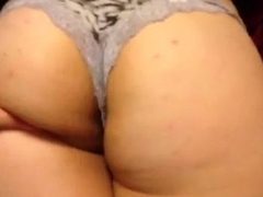 Spanking Massive 19yo ass