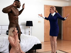 Khloe Capri acquires caught with her new stepdad Jax Slayher