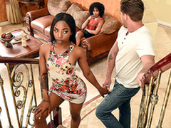 Like Mother, Like Daughter just about Equivocal Stone together with Sarah Banks - Brazzers HD