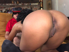 Super Hot Cyber Sex close to Anya Ivy - Bangbros 4K