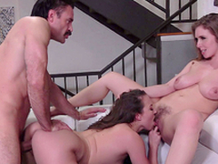 Lena Paul  and Lily Be in love with meet someone's skin doctor - Porn XXX