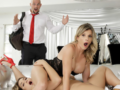 Dirty Little Step Mommy - Defoliate MILFs Cory Chase In the porn scene