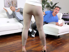 Help Me Out - Unconcealed MILF Cory Run after In the porn scene