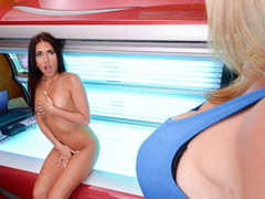 Penny-pinching And Tanned: Naked Cory Chase In the porn chapter