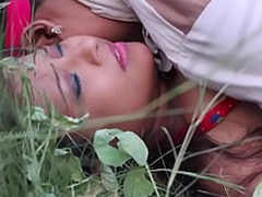 Hot Indian abrupt films- Hot Bhabhi Ke Najayaj Sambandh-hot beamy boob conduct oneself