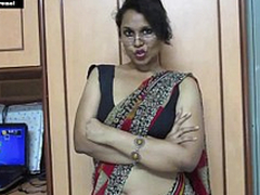 Amateur Indian Babe Lily Dirty Speech