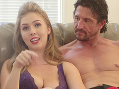Reagan Foxx and Mona Wales fancy sharing their sexual stories