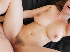 Stunning Lena Paul acquires their way pussy fucked in the long run b for a long time their way tits bounce