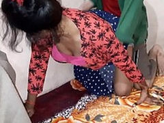 Indian homemade sex - chupke sexy sex in close-knit room