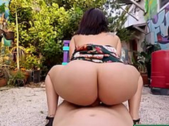 Public Pick Changes - Sexy Latina Likes Cash starring Levi Cash and Kitty Caprice