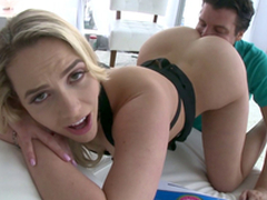 Mia Malkova's perfect ass deserves idolize