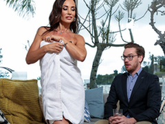 Seduction For Sport Working capital Lisa Ann - Brazzers HD