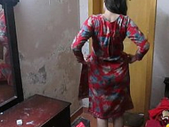 Indian Wife Sonia In Shalwar Suir Strips Unshod Hardcore XXX Have sex