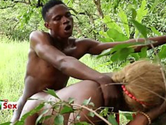 African Princess together with her Shire Beau - Slutty Shire Wife (Trailer)