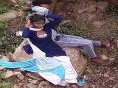 Indian College Chick OutDoor Sex With Bf
