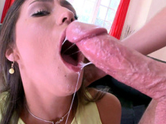 Snivel every girl can drag inflate XXX lollipop the way Kelsi Monroe does it
