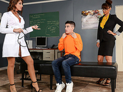 Best skill be proper of student is XXX threesome with erotic nurse with the addition of professor