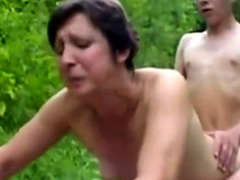 Forest XXX Sex Fuckers 1 - Old Unladylike & Young Boy - Sex Chapter