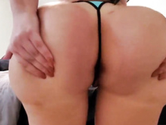 Surprising thick booty of an Indian hot milf XXX coddle Lana in action