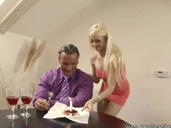 Daddy Makes Step Lady Anal Slave