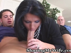 Cougar Ravishes A Younger Man'_s Cock