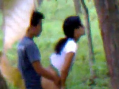 Desi girlfriend outdoor fucking with show one's age indian plus bangla