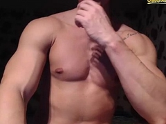 brunette on webcam body gay with the addition of blond showing